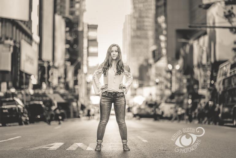 High School Senior Portraits by Warwick NY Photographer Kathie Austin Photography